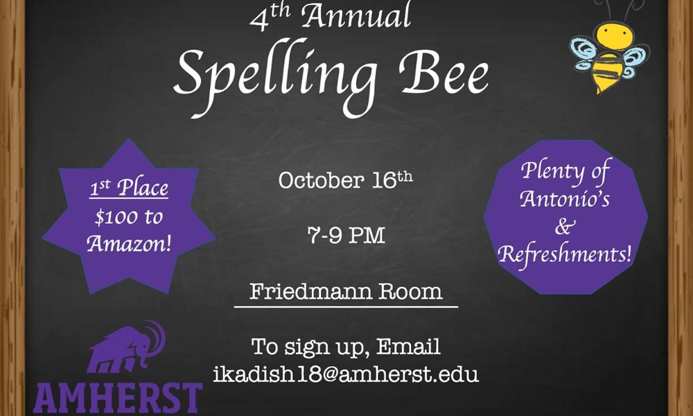 Spelling Bee! - The Hub