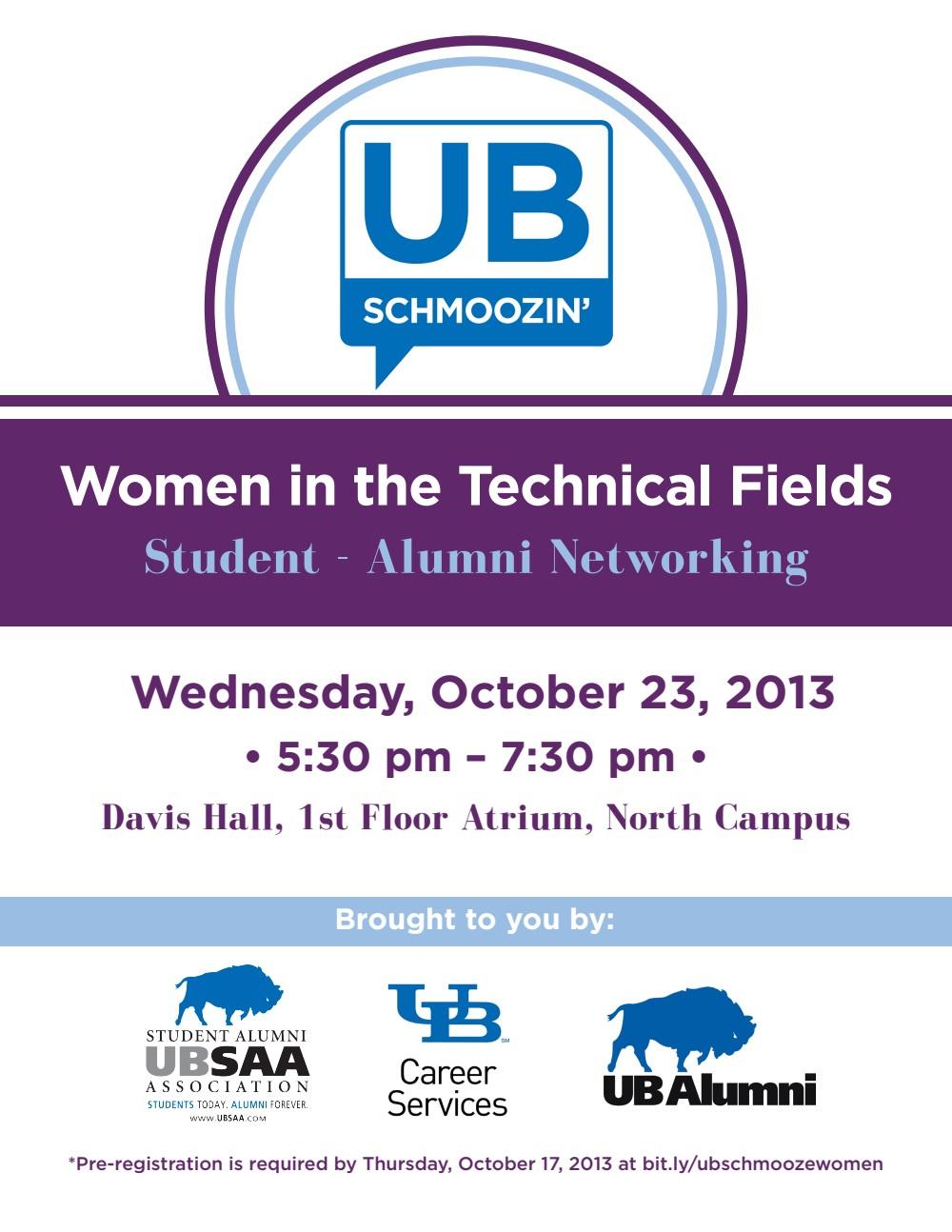 Ub Schmoozin Ublinked University At Buffalo