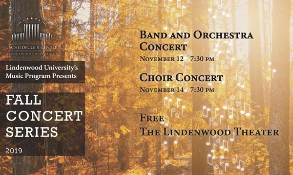 Fall Concert Series Choir Concert